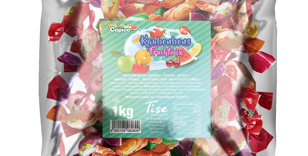 Kaubonbon Fruchtmix 1kg