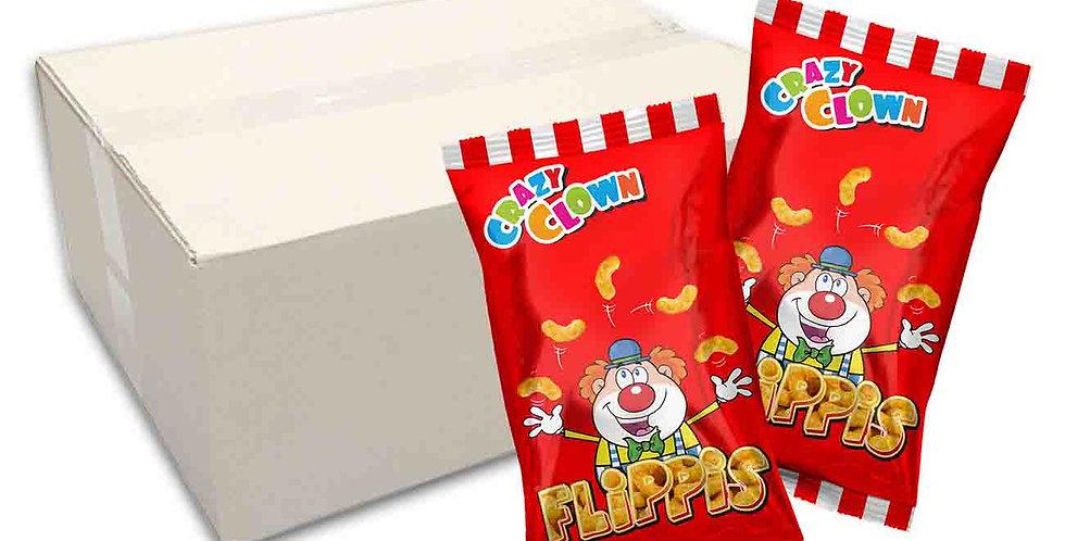 Crazy Clown Flips Flippis 10g x 100 Stück