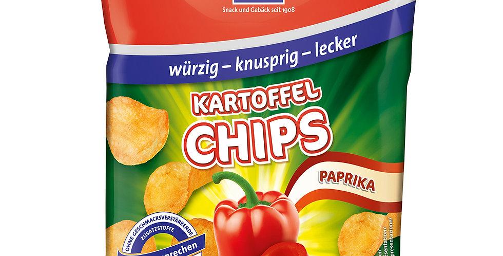 Paprika Chips 24 Stück
