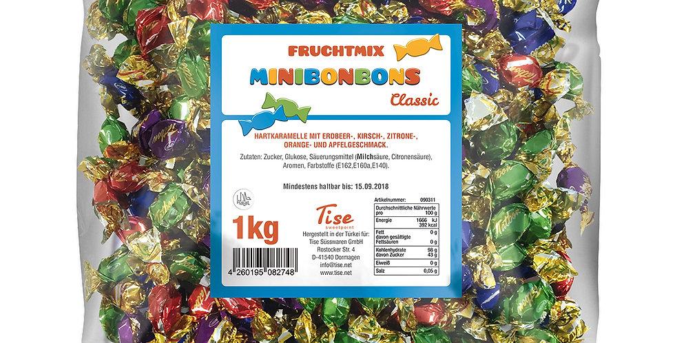 Minibonbons Fruchtmix Classic