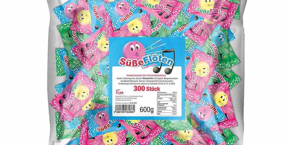 Süße Flöten 300 Stück