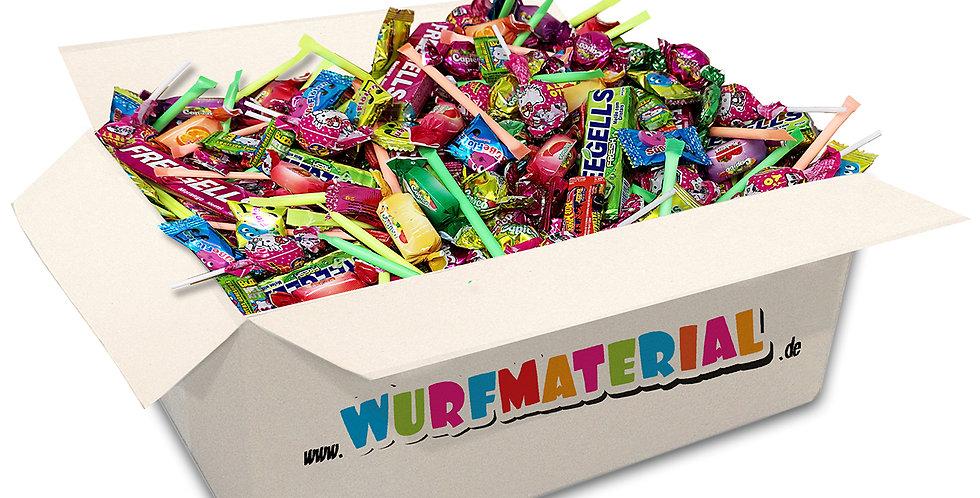 XL Wurfmaterial Box 3.780 Teile / 22.1kg