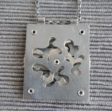 Interactive pendant by Rebecca