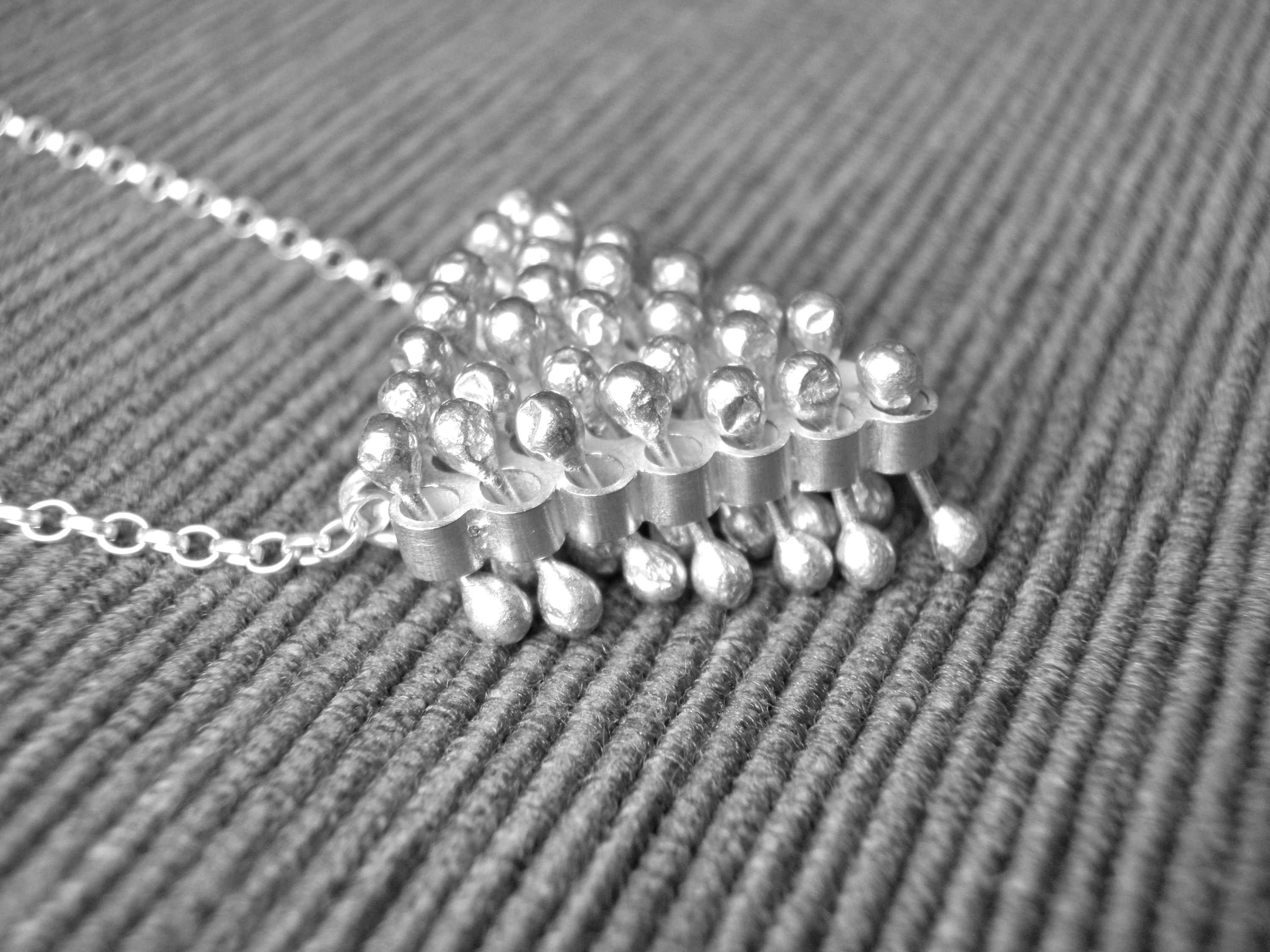 interactive tactile necklace by Rebecca