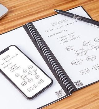 Rocketbook-Everlast-Reusable-Smart-Noteb