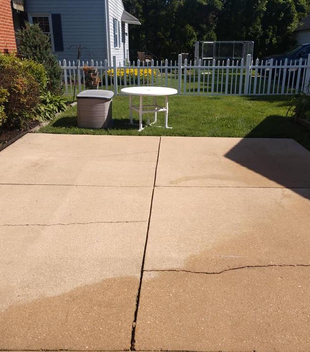 Delaware Deck Washing