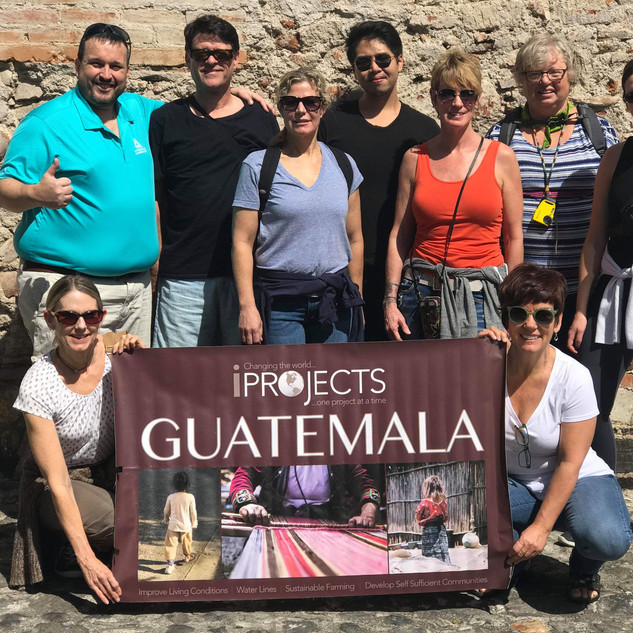 IProjects Guatemala has been working in the rural highlands of Guatemala since 2015.