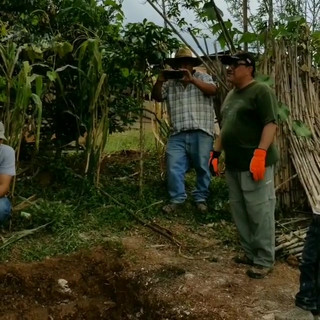 Building Water Cisterns in Guatemala