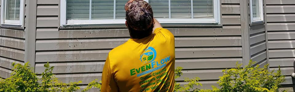 Dave with EvenFlow did an exceptional job on our old house. Very quick to respond and was very professional, will definitely use him again. Marcello