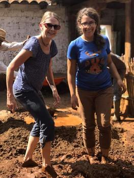 Preparing the Dirt