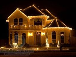 "<img src=""whitechristmaslights.png"" alt=""Christmas lights shining at night time"">"