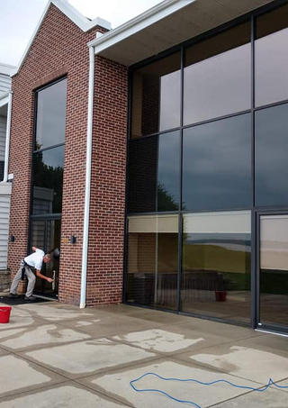Commercial Window Washing Delaware