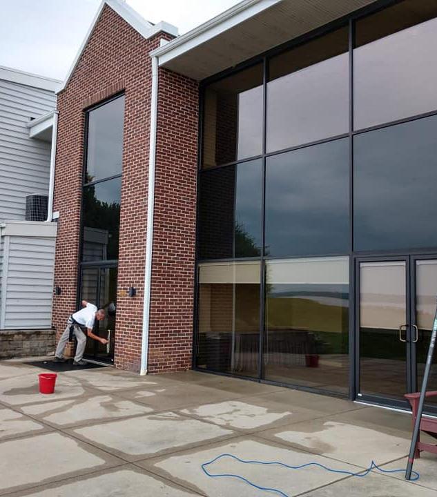 Commercial Window Washing Delaware