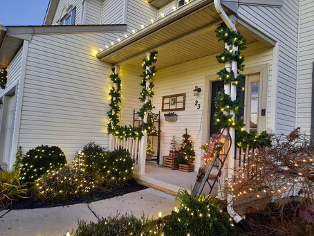 How To Install Christmas Lights on Your Delaware Home