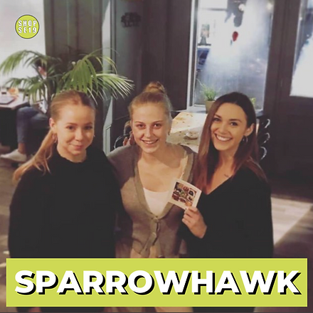 Sparrowhawk pub restaurant