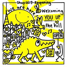 Shop SE19 Reopening