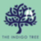 Indigo tree shop logo