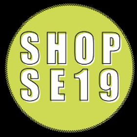 Shop SE19 Logo