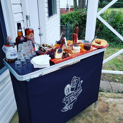 Backyard Whiskey Party! All Veteran Whiskeys