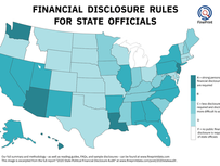 2020 Audit: Not All States Require Officials To Disclose Conflicts of Interest