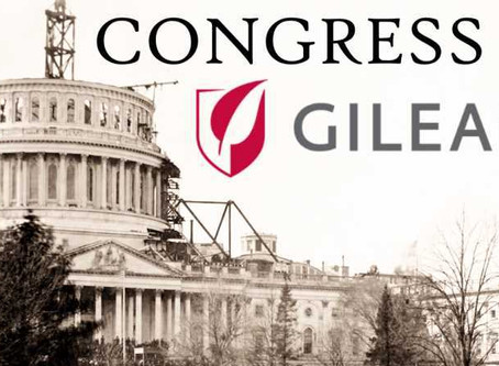 Congressional Trades in Gilead