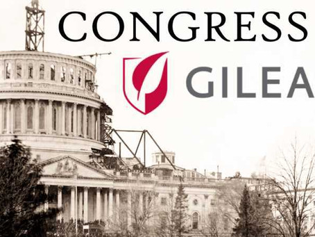Congressional Trades in Gilead