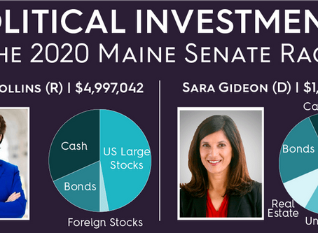 Political Investing Profile: the 2020 Maine Senate Race