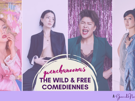 The Wild and Free: Comediennes Dominating the Screen