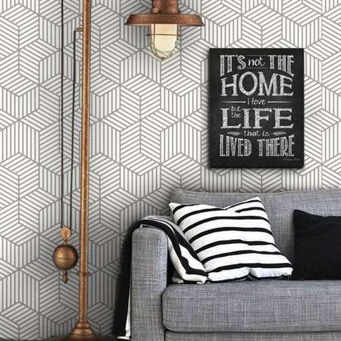 Papel tapiz para decoraciones industrial