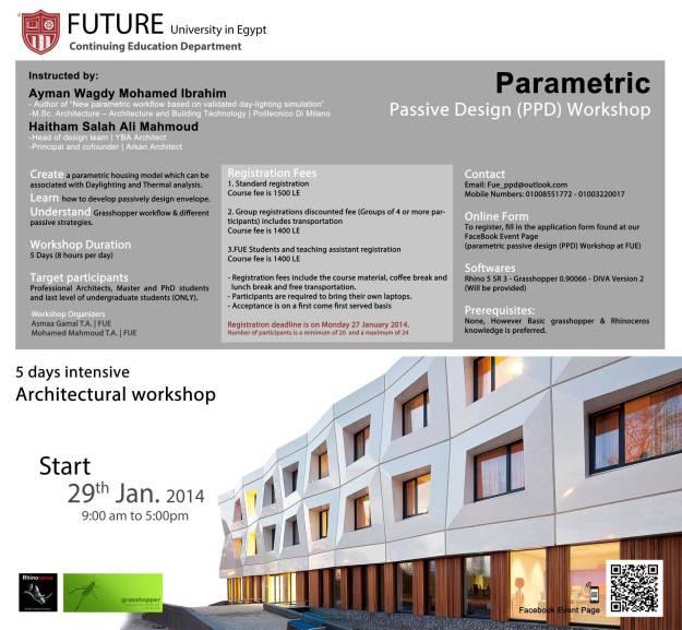 PPD Workshop