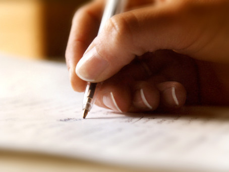 Say it, Forget it  -  Write it, Regret it