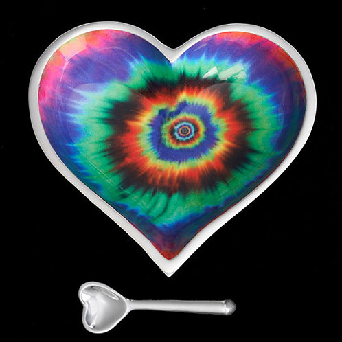 GROOVY LITTLE HEART AND SPOON