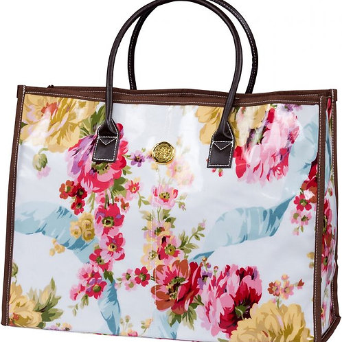 COMING UP ROSES TOTE