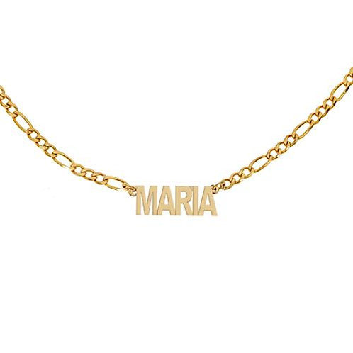 PERSONALIZED FIGARO NECKLACE