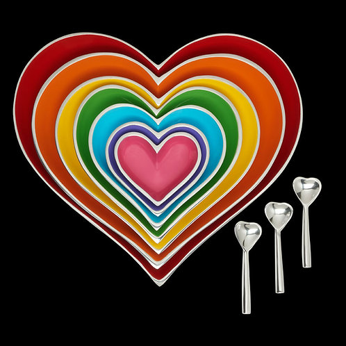 7 HEARTS BOWLS