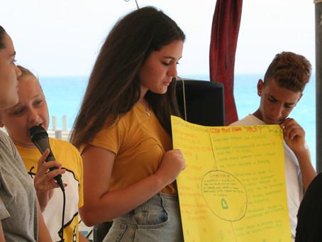 Ymca Roma e l'ecologia: dalla leadership di Greta ai piccoli gesti di un Campeggio Estivo per un