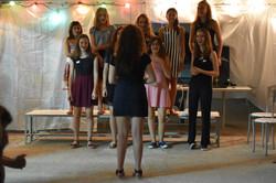 talent show al centro estivo