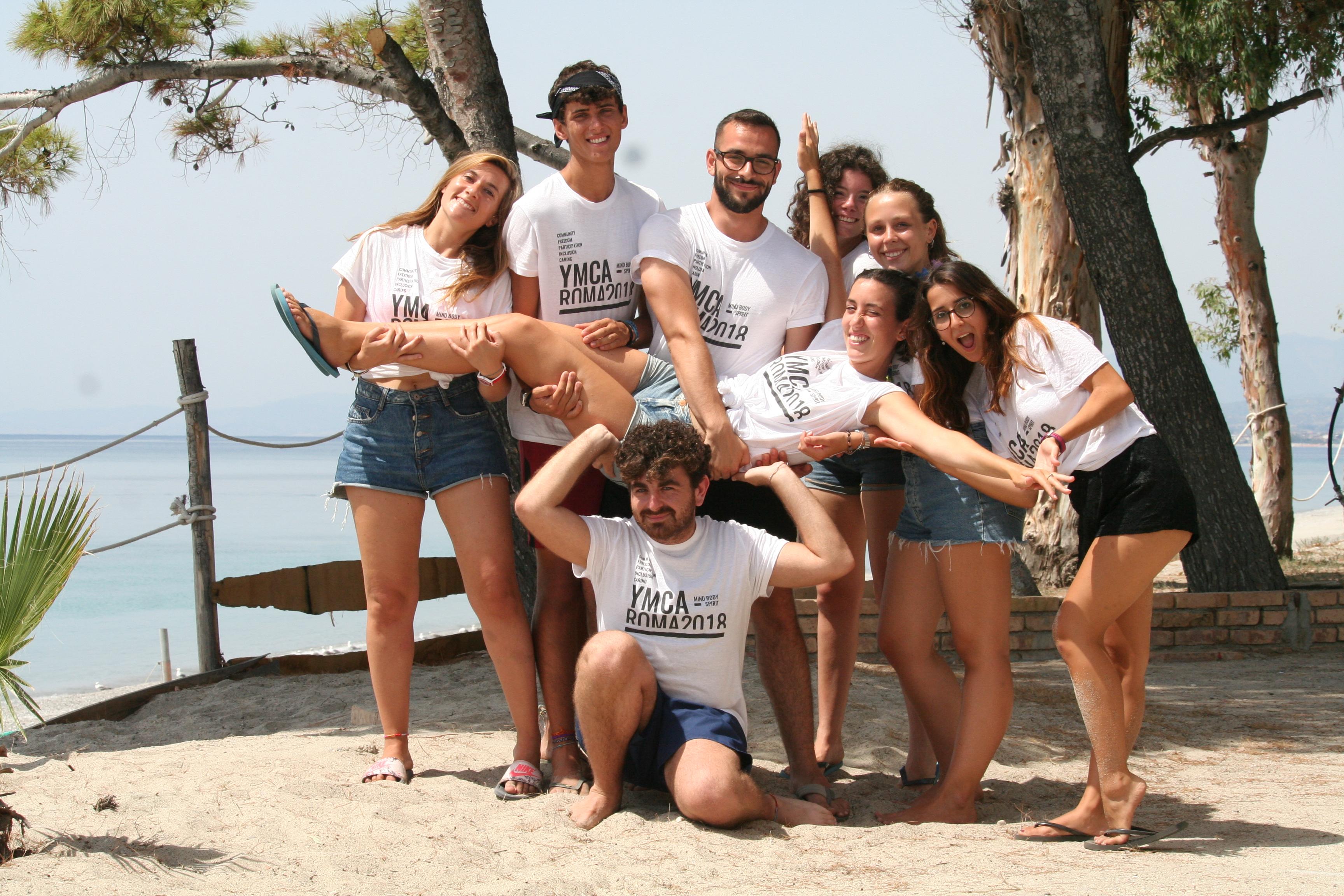 summer camp volontari