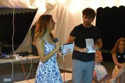 talent show al centor estivo