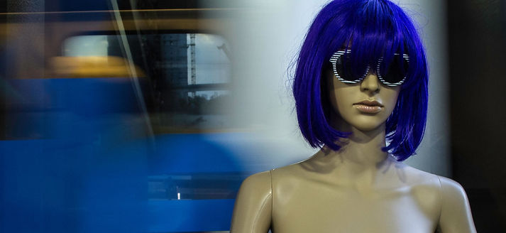 K, mannequin, inspiration