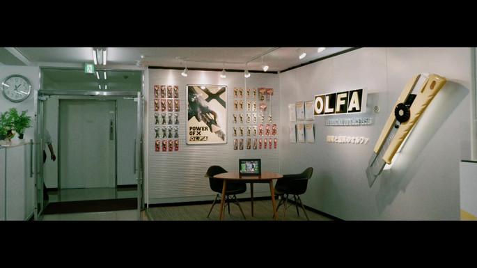 OLFA株式会社×CMKgallery