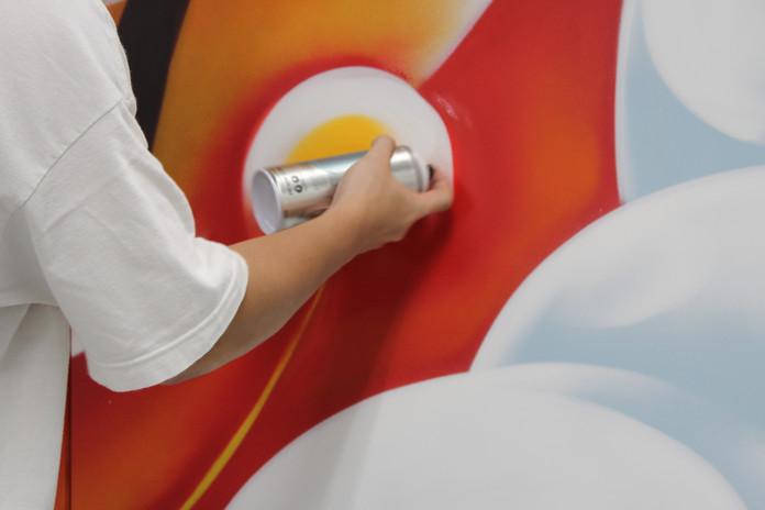 オフィスアート/壁画制作/ウォールアート