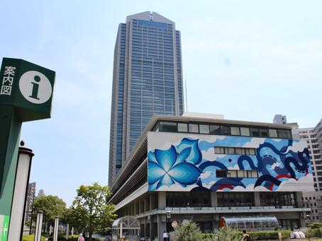 神戸ミューラルアートプロジェクトが神戸新聞に掲載されました