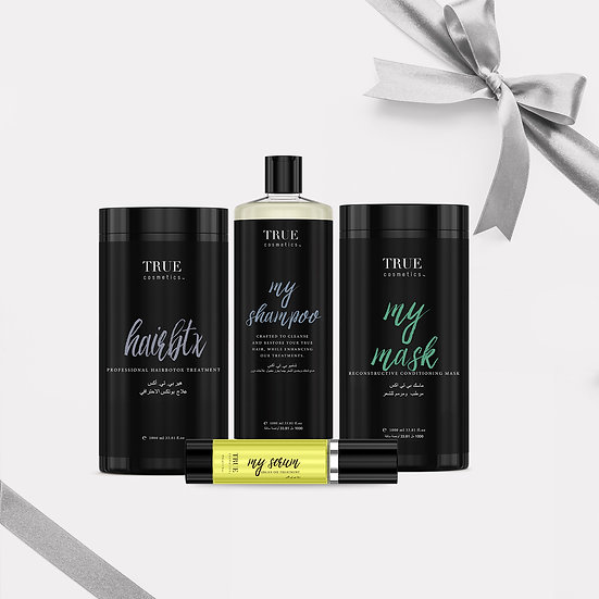 HairBTX Holiday Kit