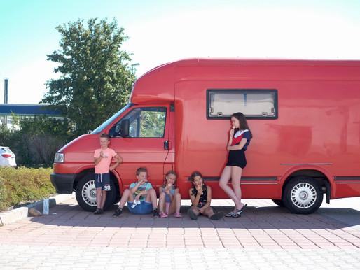 op vakantie als samengesteld gezin,     5 tips