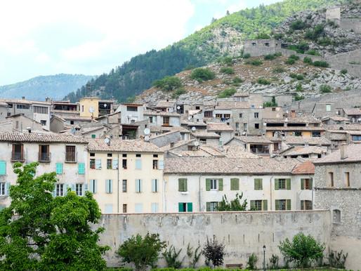 Entrevaux | parel in de Provence Alpes Côte d' Azur