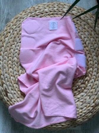 The Essential Swaddle (Champagne Pink)