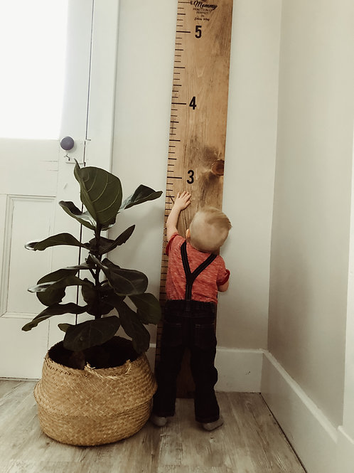 Practically Perfect Growth Chart