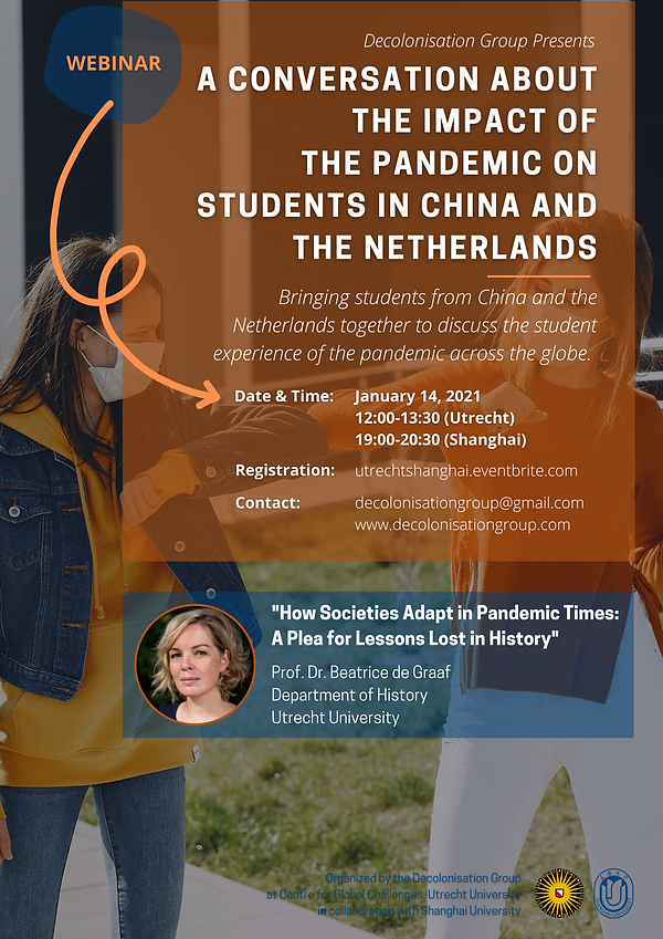 A CONVERSATION ON THE IMPACT OF PANDEMIC