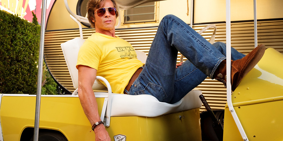 "Einlass 20:30 - 21:00 Uhr | ""Once upon a time in ... Hollywood"""
